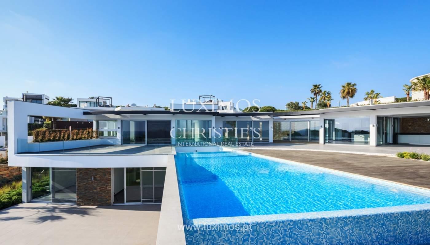 Haus zum Verkauf, Meerblick, direkter Zugang zum Strand, in Vale do Lobo, Algarve, Portugal_119540