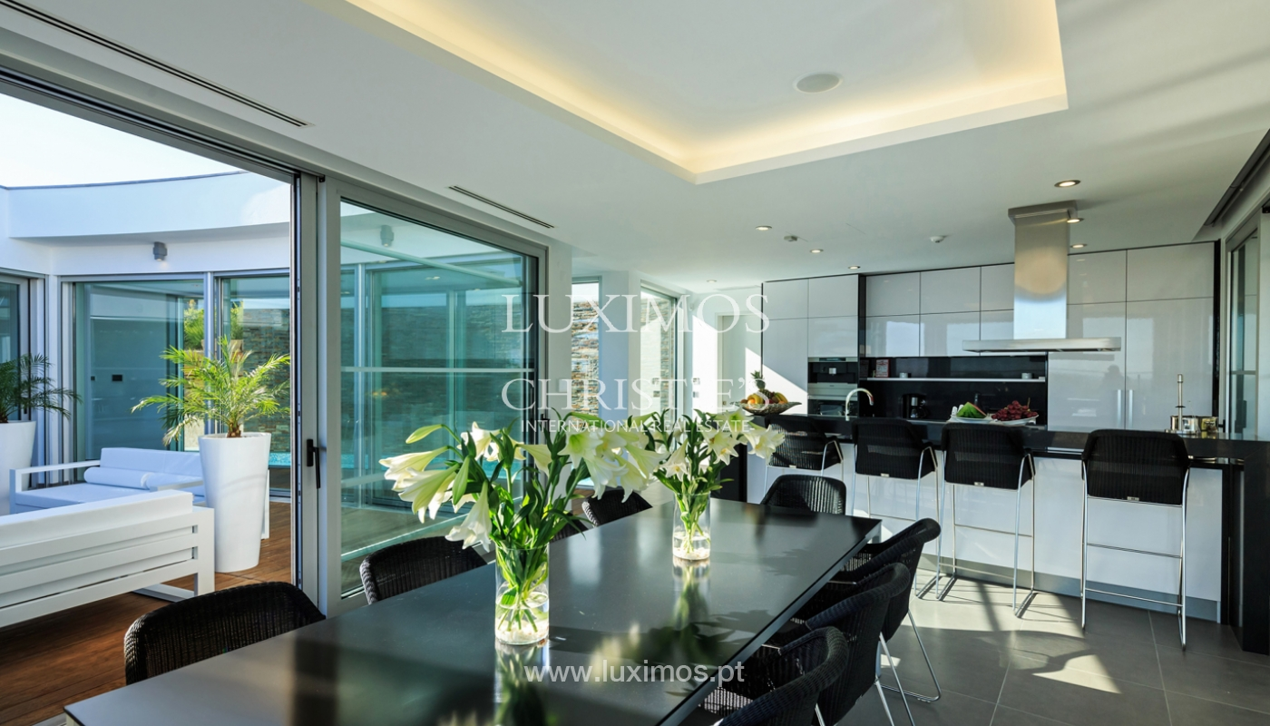 Haus zum Verkauf, Meerblick, direkter Zugang zum Strand, in Vale do Lobo, Algarve, Portugal_119543