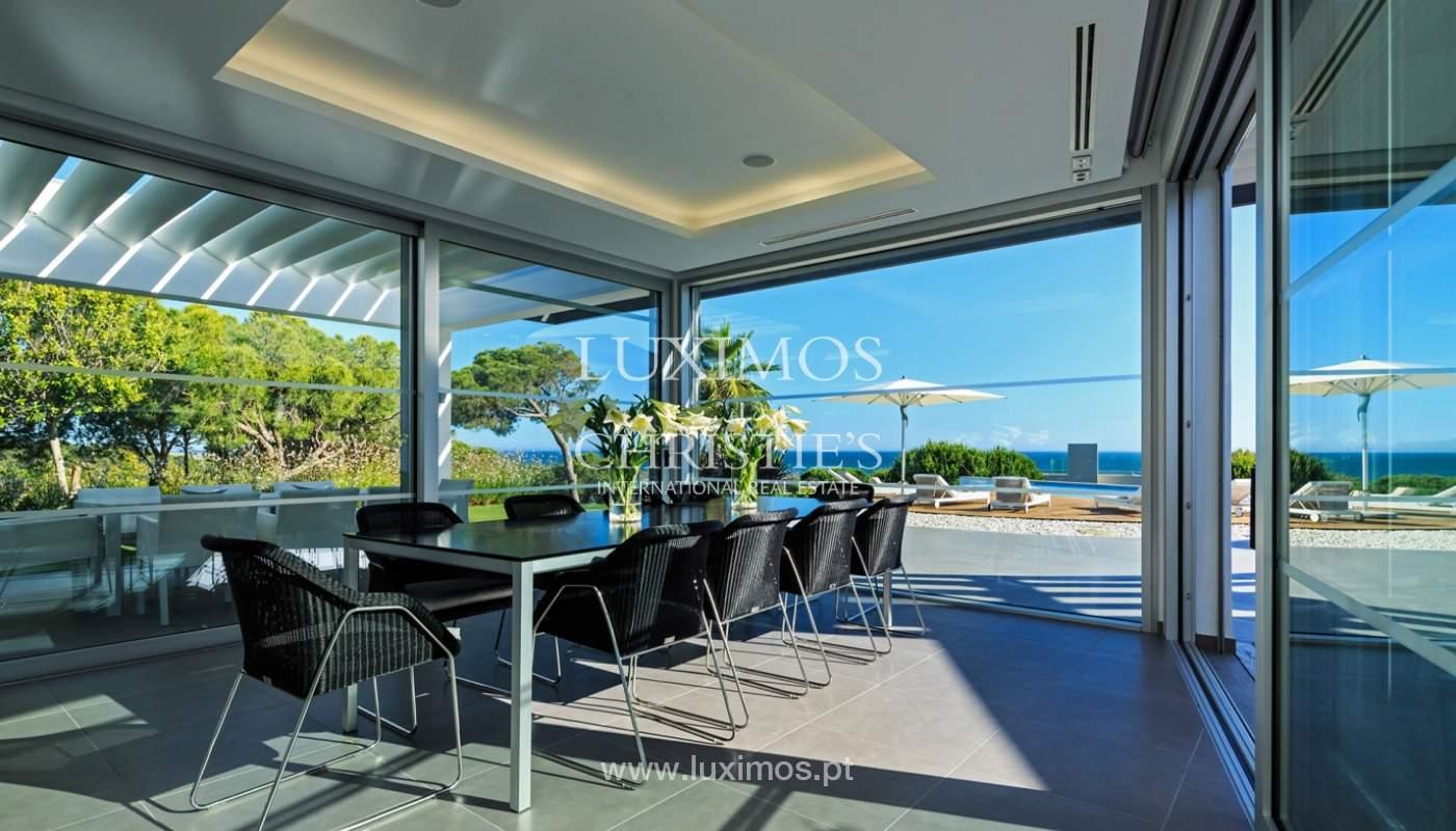 Haus zum Verkauf, Meerblick, direkter Zugang zum Strand, in Vale do Lobo, Algarve, Portugal_119547