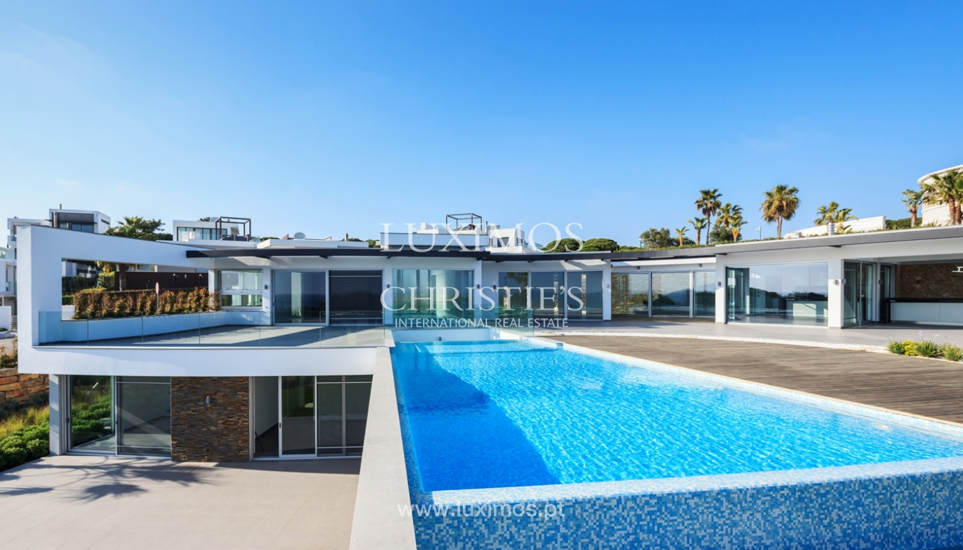 Haus zum Verkauf, Meerblick, direkter Zugang zum Strand, in Vale do Lobo, Algarve, Portugal_119550