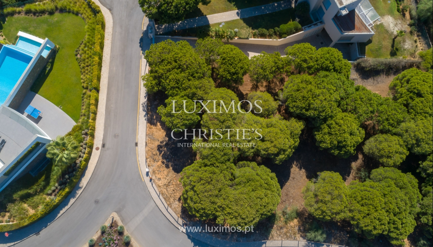 Terrain à vendre, près de la plage, Vale do Lobo, Algarve, Portugal_119704