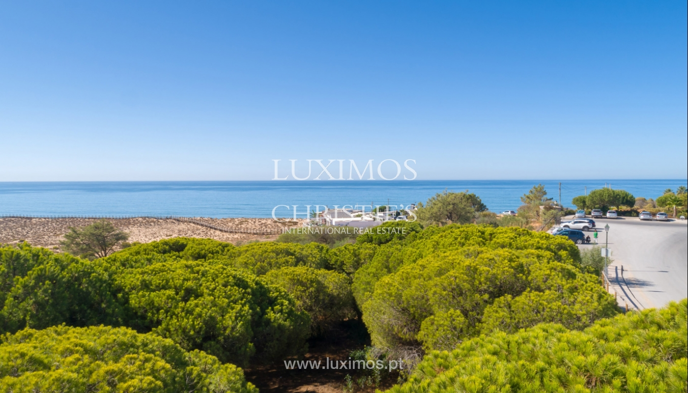 Terreno en venta, junto a la playa, Vale do Lobo, Algarve, Portugal_119717