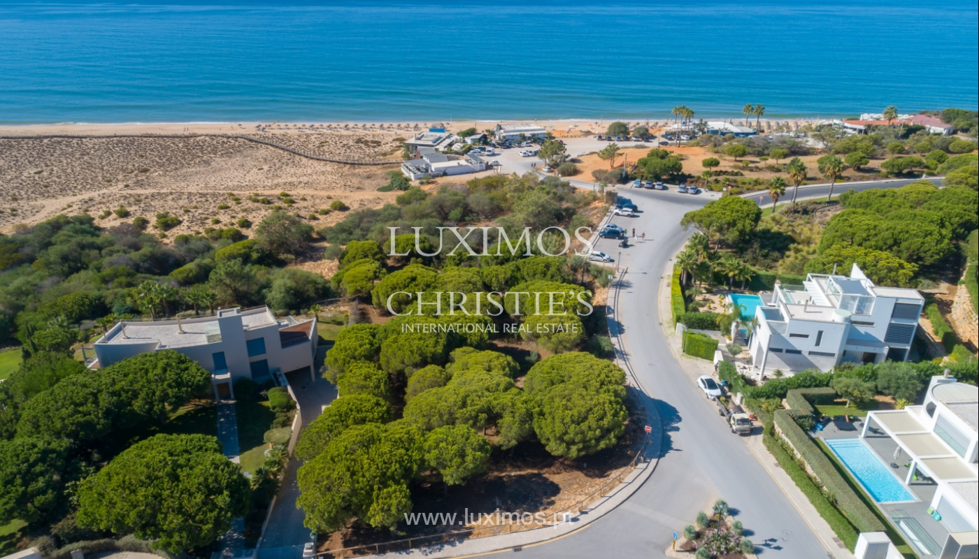Terreno en venta, junto a la playa, Vale do Lobo, Algarve, Portugal_119722
