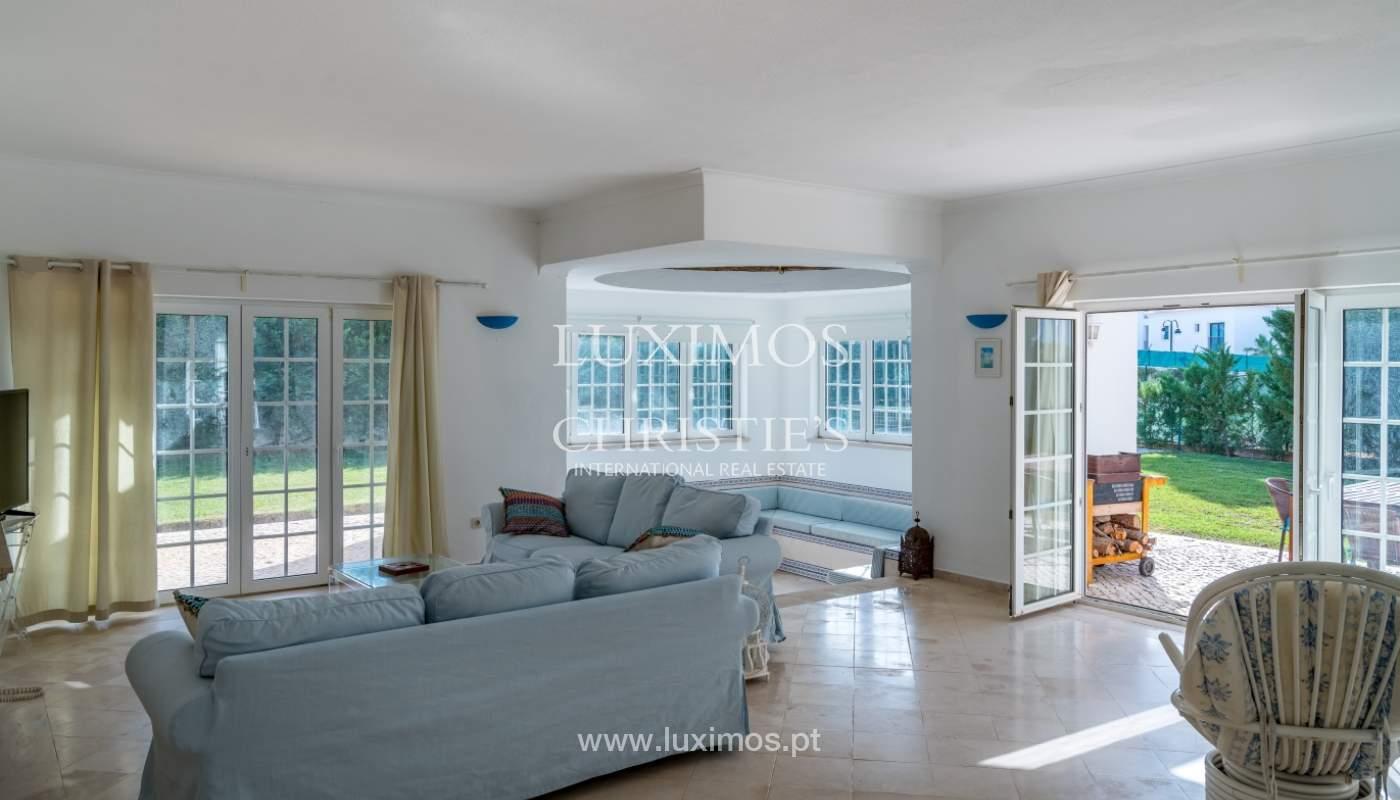 Verkauf einer golfnahen Villa in Albufeira, Algarve, Portugal_119918
