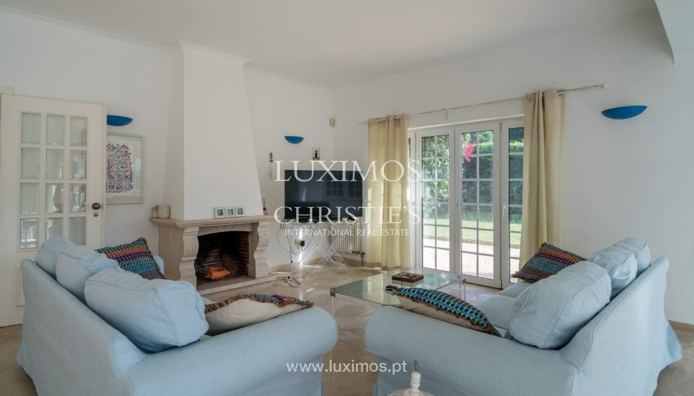 Verkauf einer golfnahen Villa in Albufeira, Algarve, Portugal_119920