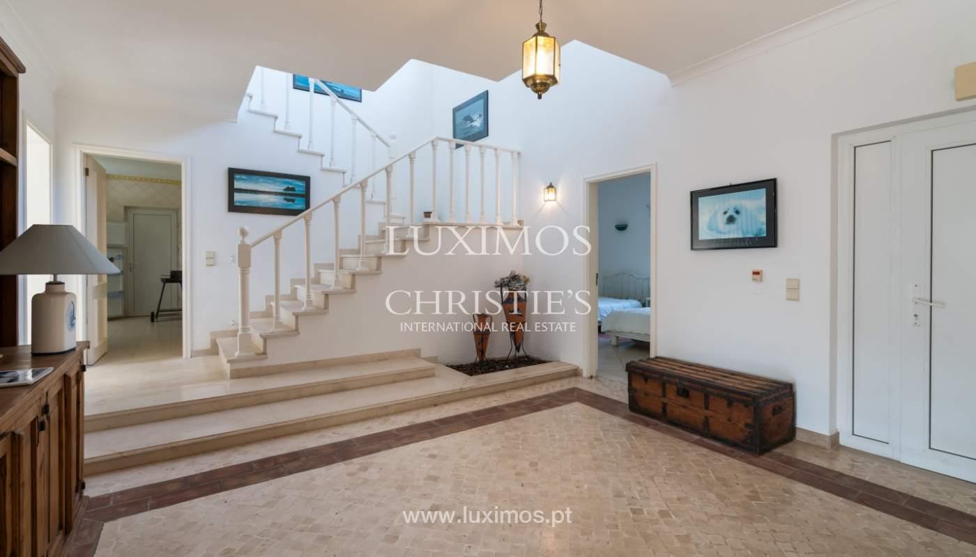 Verkauf einer golfnahen Villa in Albufeira, Algarve, Portugal_119924