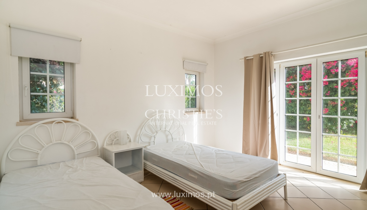 Verkauf einer golfnahen Villa in Albufeira, Algarve, Portugal_119928