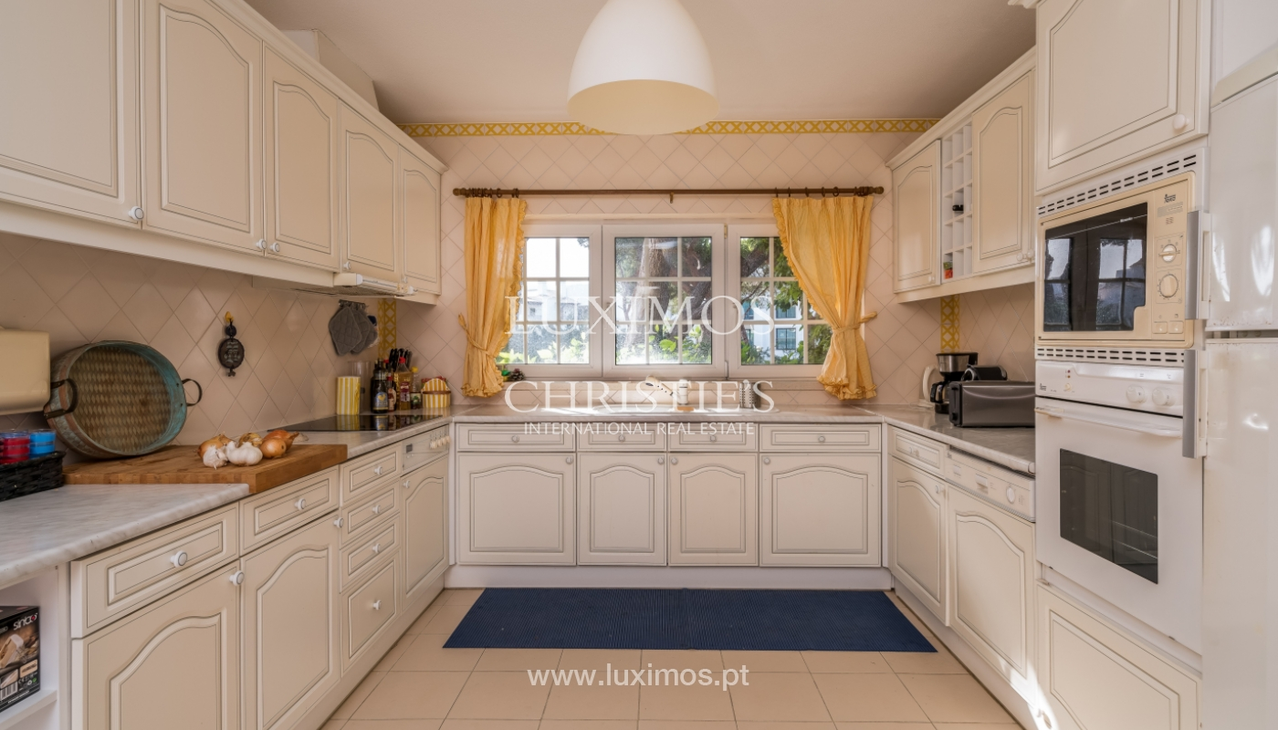 Verkauf einer golfnahen Villa in Albufeira, Algarve, Portugal_119932