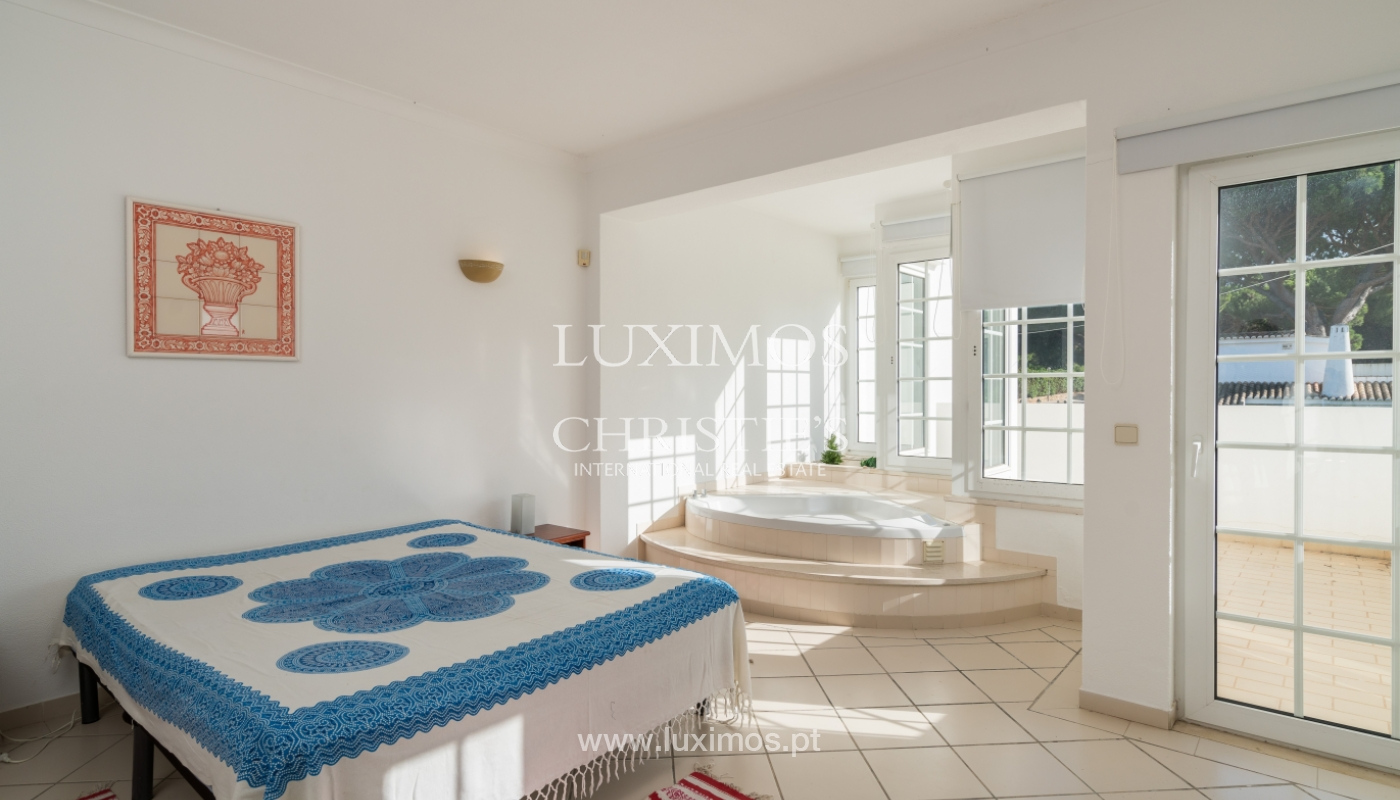 Verkauf einer golfnahen Villa in Albufeira, Algarve, Portugal_119934