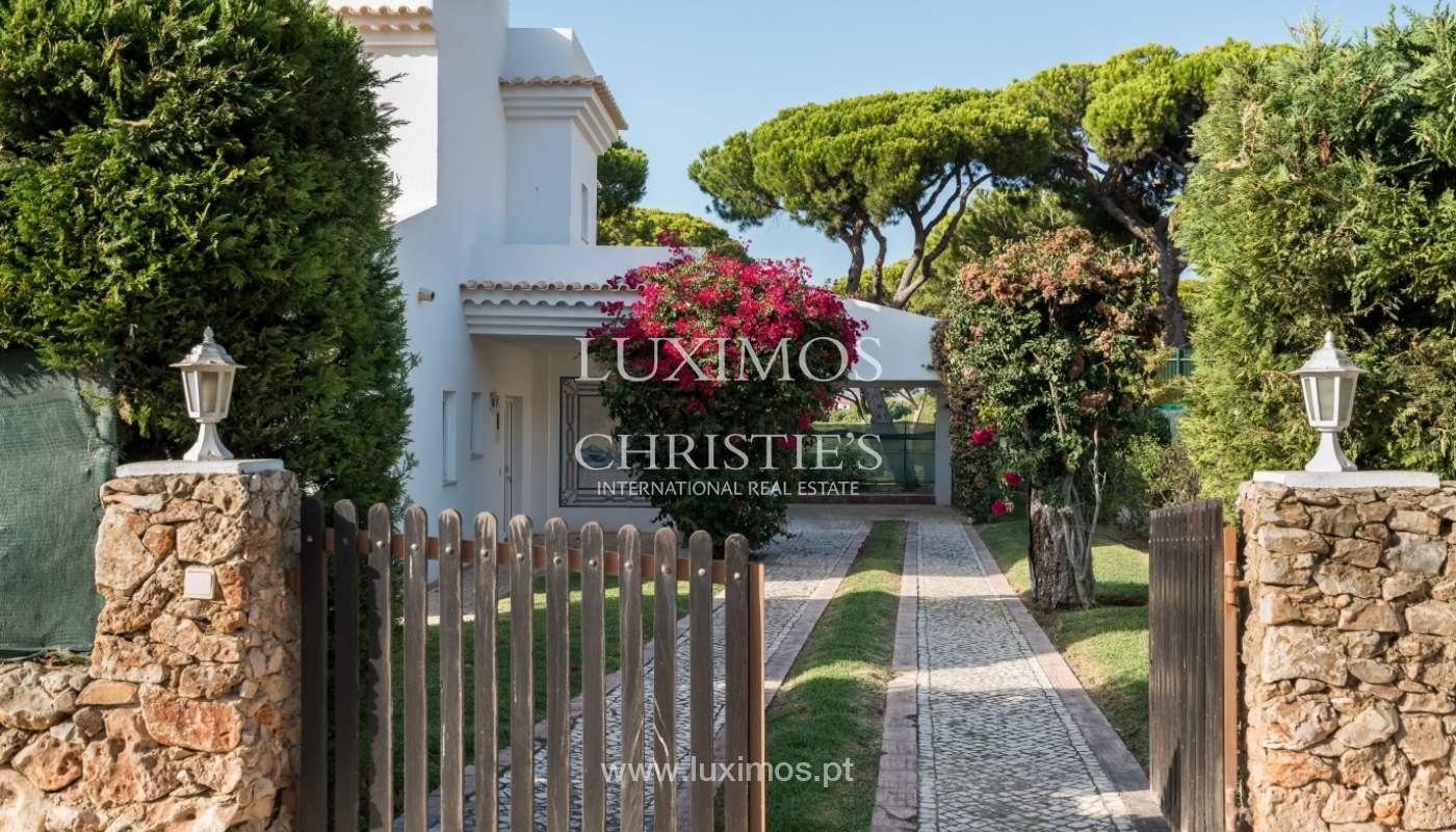 Verkauf einer golfnahen Villa in Albufeira, Algarve, Portugal_119957