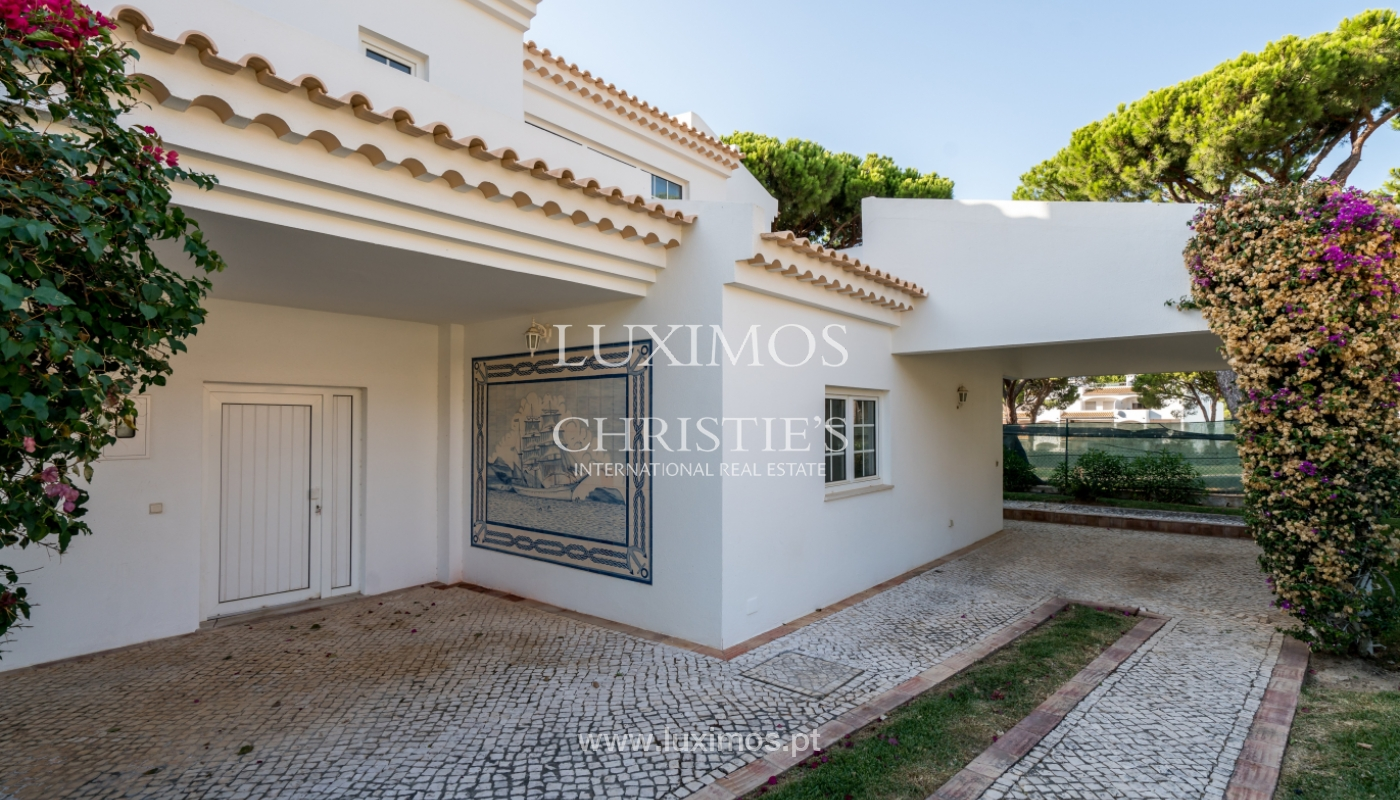 Verkauf einer golfnahen Villa in Albufeira, Algarve, Portugal_119958