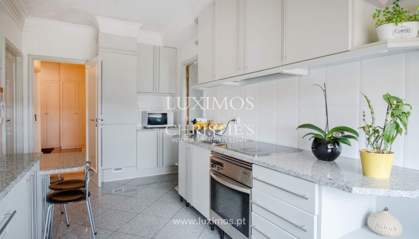 Venta apartamento con balcón en condominio de referencia,Porto,Portugal_119964