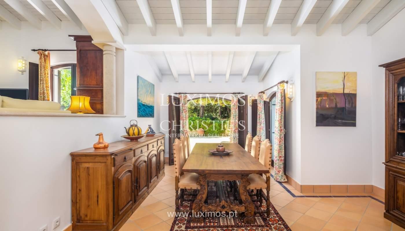 Sale of villa in luxury resort in Albufeira, Algarve, Portugal_120161