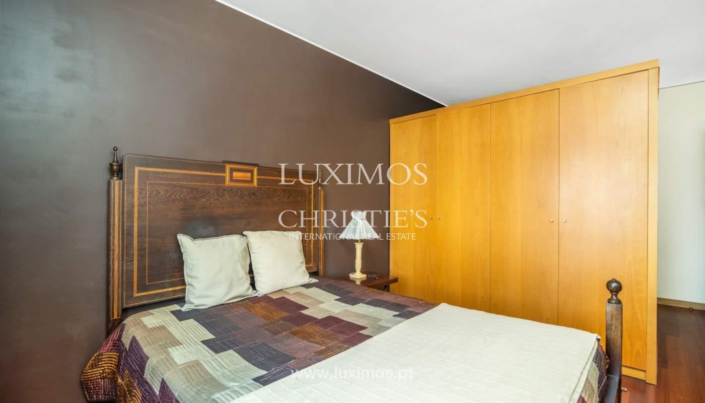 Sale of apartment in luxury condominium in Matosinhos Sul, Portugal_120187