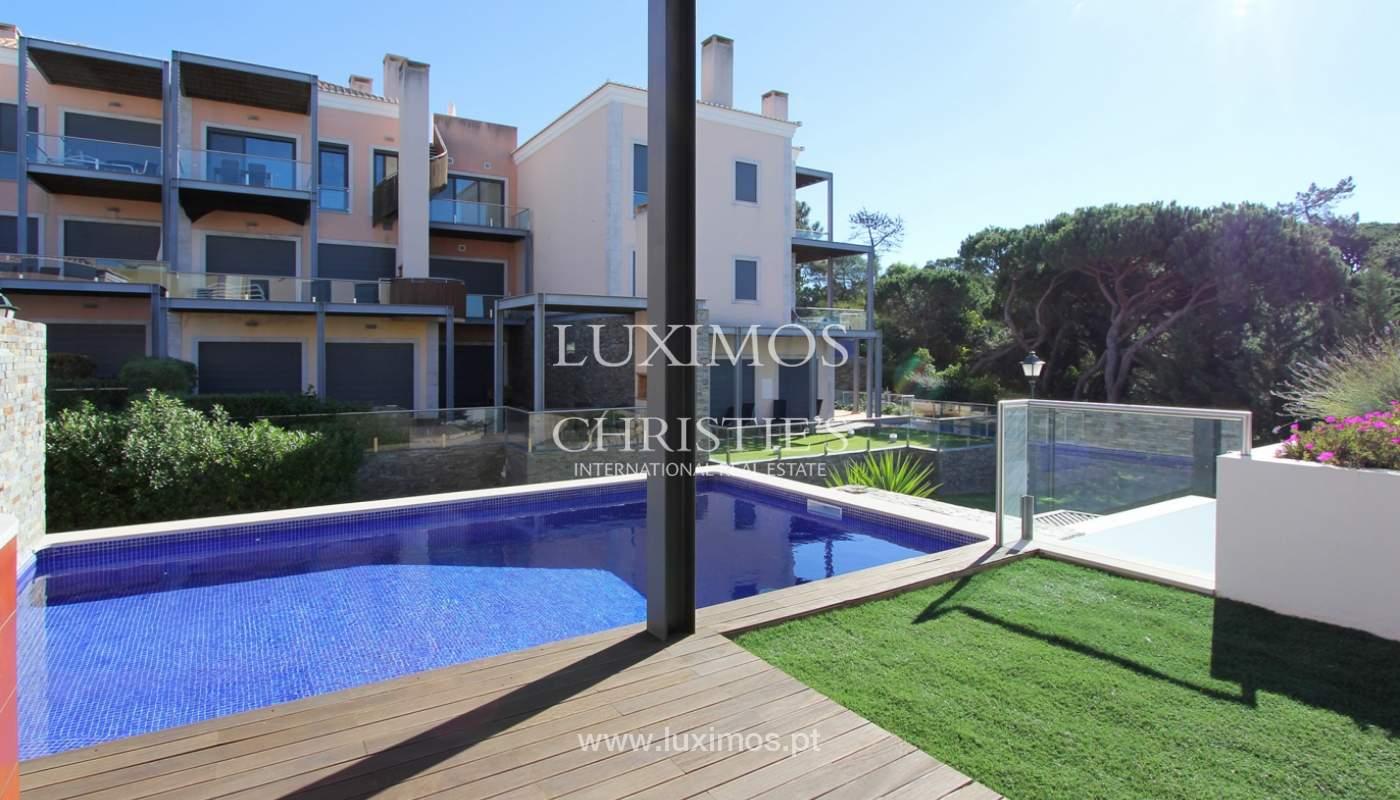 Royal Golf Villas à vendre, avec piscine,Vale do Lobo,Algarve,Portugal_120289