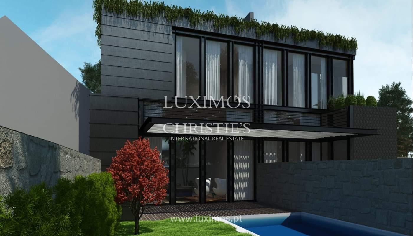 Sale of villa with terrace, garden, swimming pool, Porto, Portugal_120472
