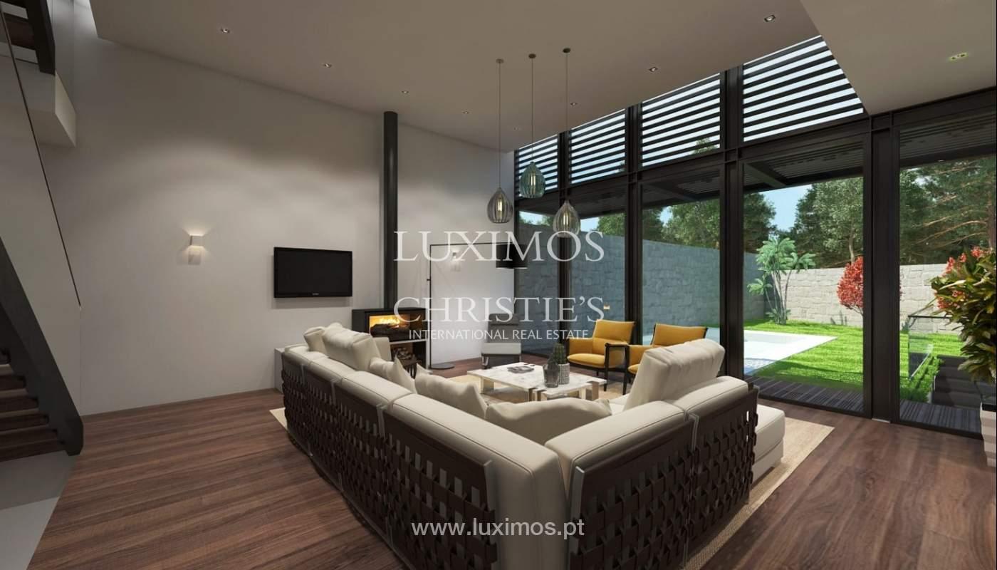 Sale of villa with terrace, garden, swimming pool, Porto, Portugal_120473