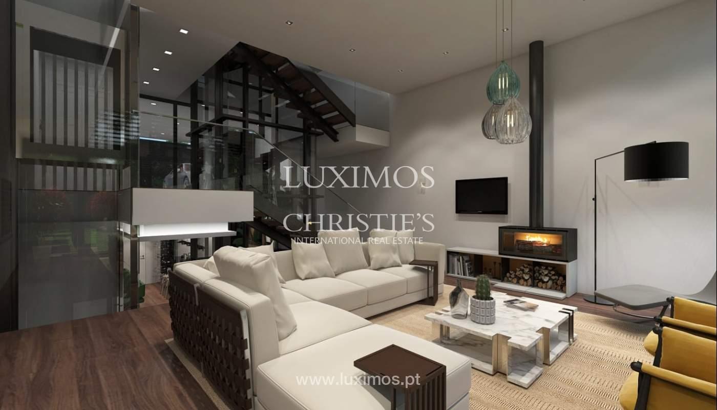 Sale of villa with terrace, garden, swimming pool, Porto, Portugal_120476