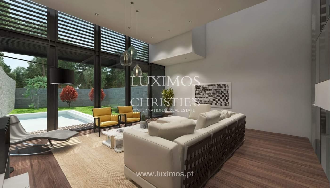 Sale of villa with terrace, garden, swimming pool, Porto, Portugal_120478