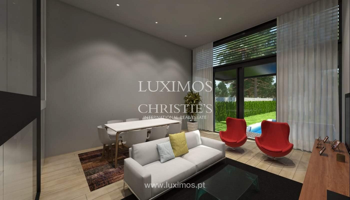 Venta de vivienda con terraza, jardín, piscina, Porto, Portugal_120481
