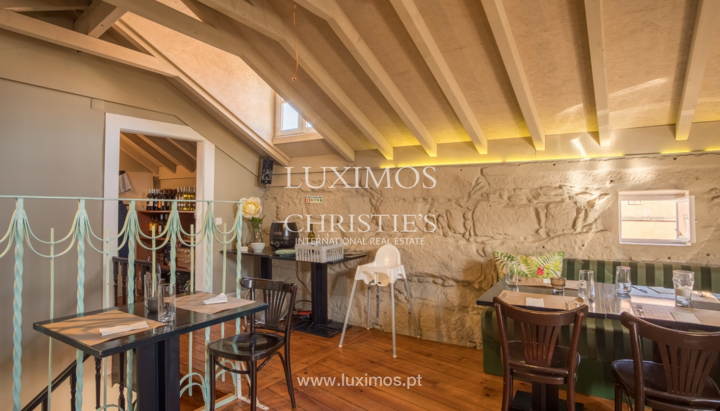 Sale of building with restaurant, Cedofeita, Porto, Portugal_120539