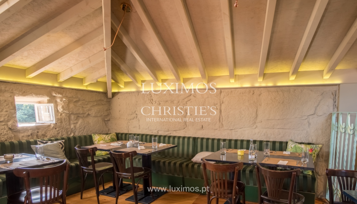 Sale of building with restaurant, Cedofeita, Porto, Portugal_120541