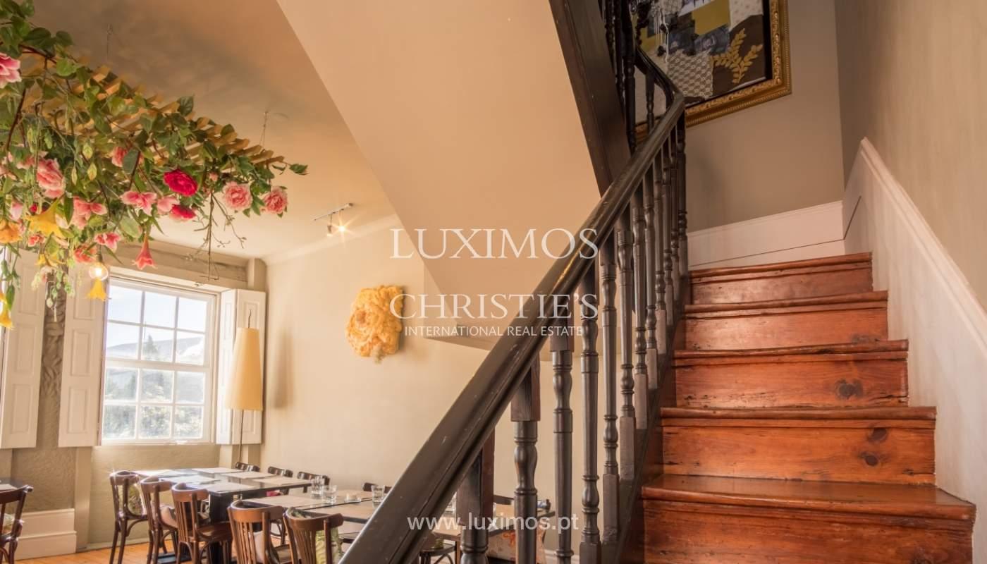 Sale of building with restaurant, Cedofeita, Porto, Portugal_120544