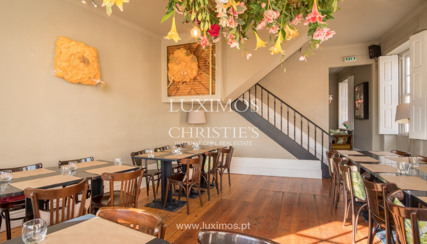 Sale of building with restaurant, Cedofeita, Porto, Portugal_120549
