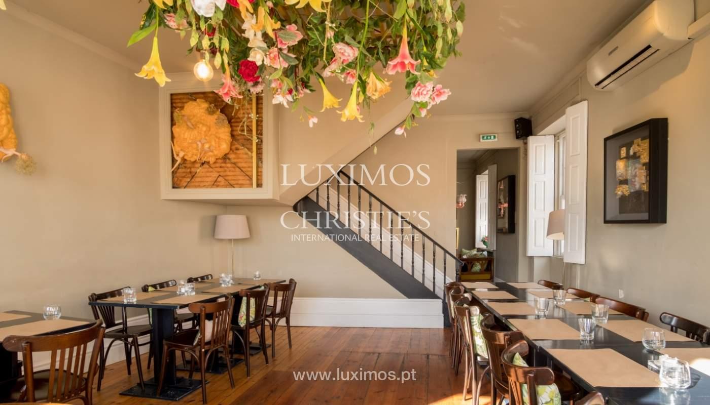Sale of building with restaurant, Cedofeita, Porto, Portugal_120550