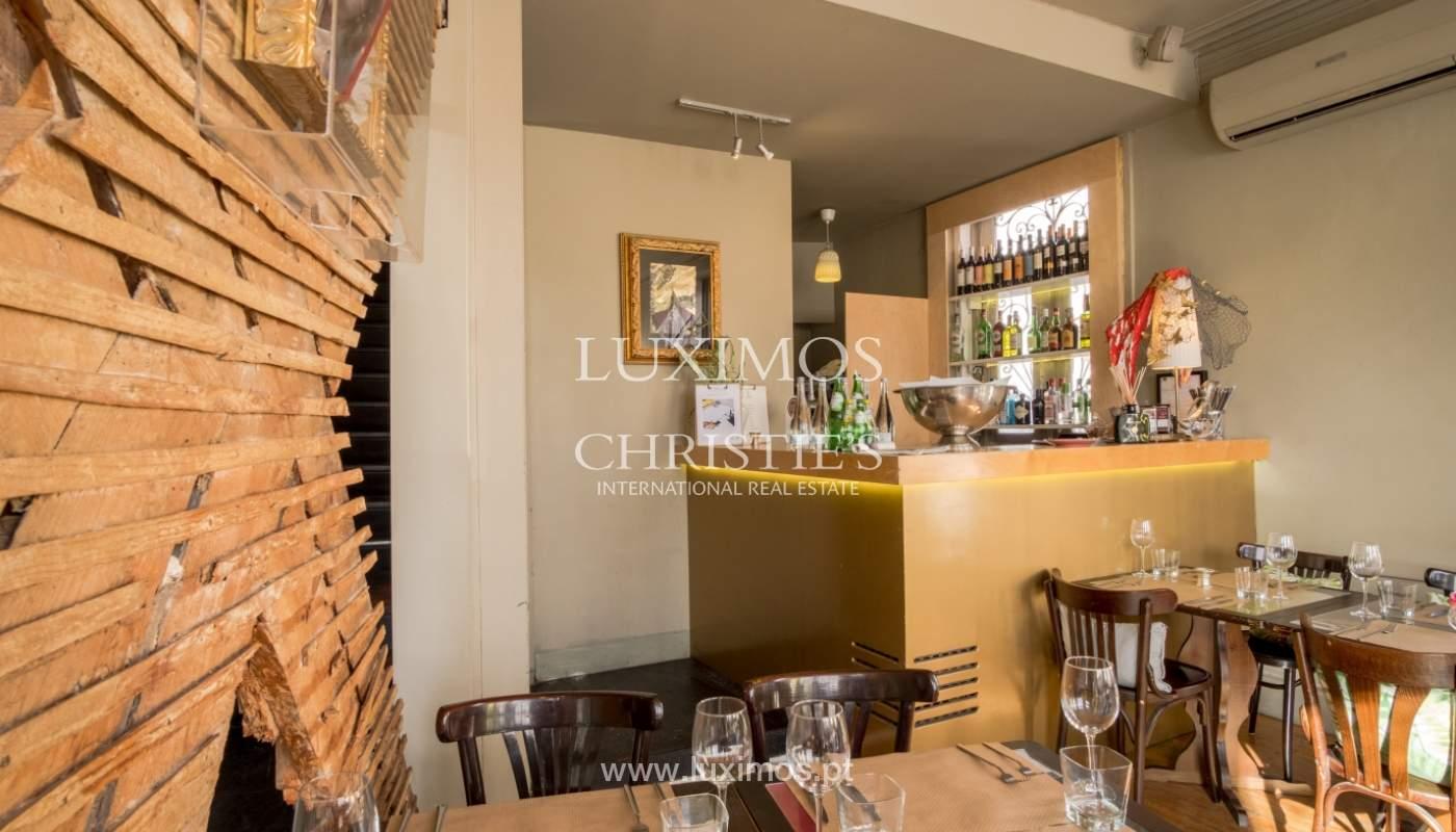 Sale of building with restaurant, Cedofeita, Porto, Portugal_120563
