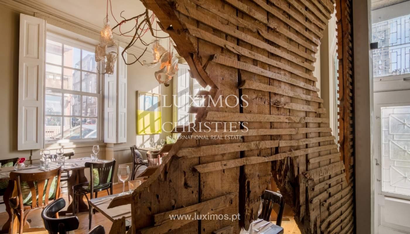 Sale of building with restaurant, Cedofeita, Porto, Portugal_120564