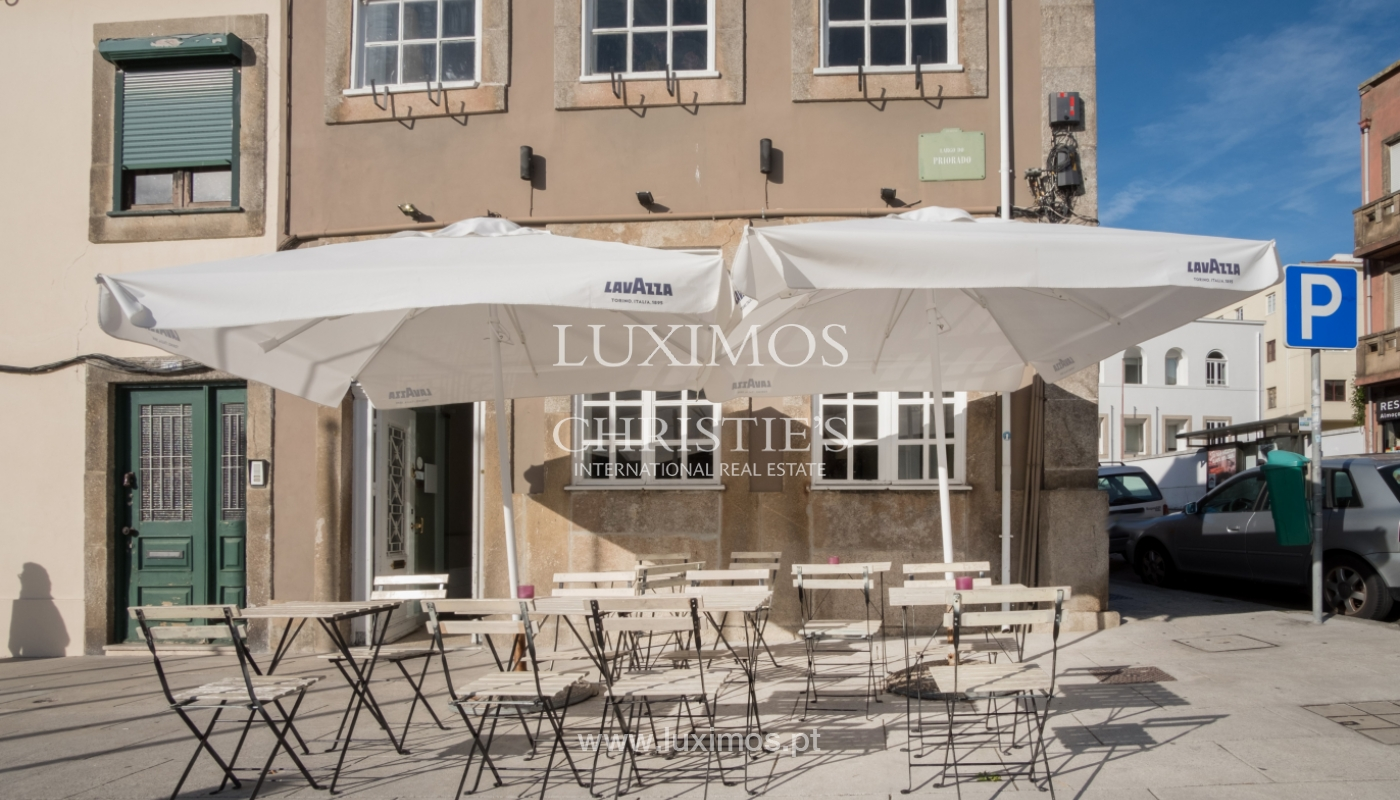 Sale of building with restaurant, Cedofeita, Porto, Portugal_120573