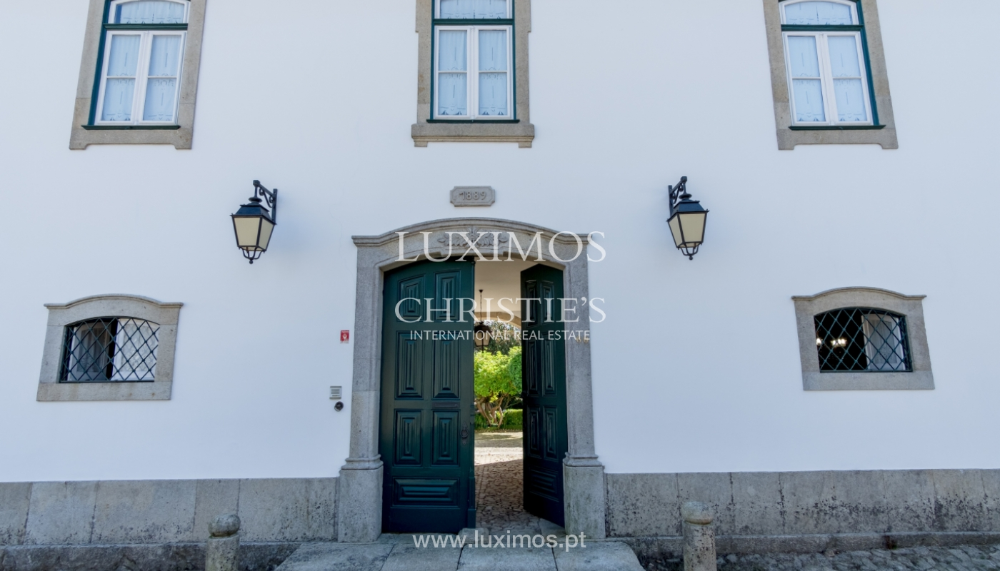19th-century manor house in excellent condition, Vairão, Portugal_120787