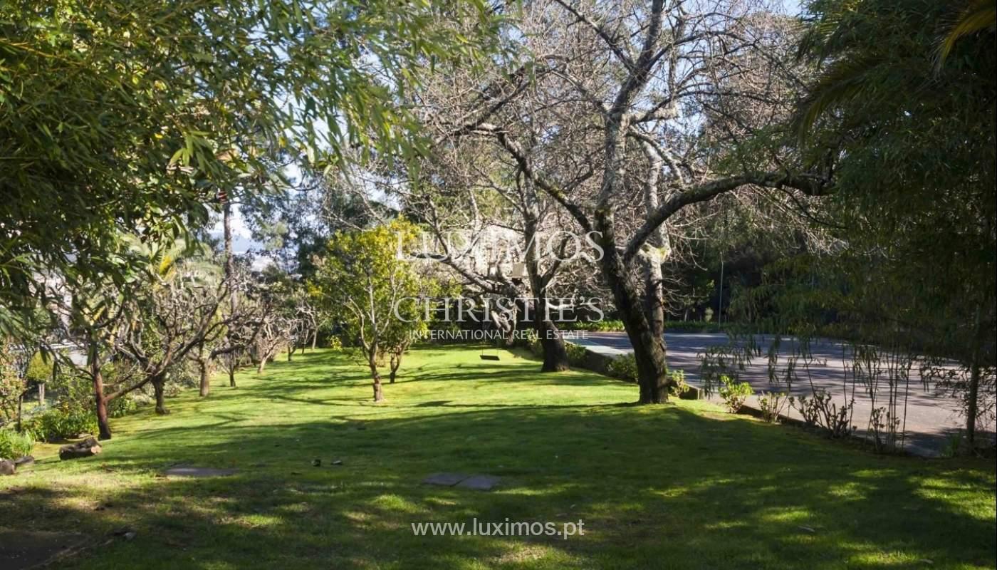 Villa zum Verkauf mit Blick auf die Berge und auf die Stadt Valongo, Portugal_12079