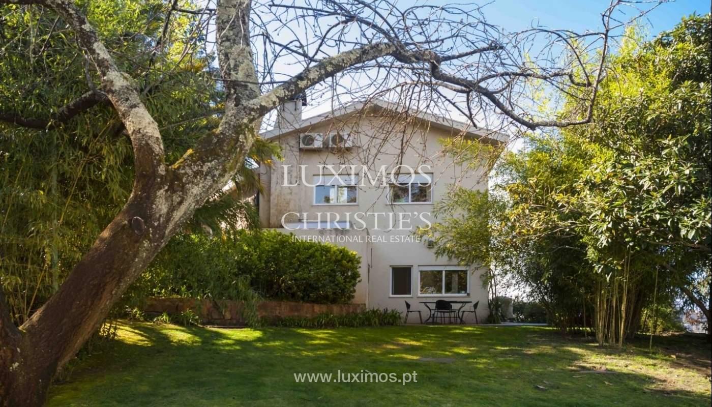 Villa zum Verkauf mit Blick auf die Berge und auf die Stadt Valongo, Portugal_12082