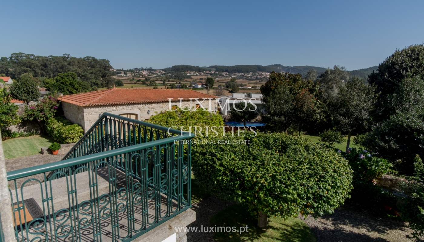 19th-century manor house in excellent condition, Vairão, Portugal_120838