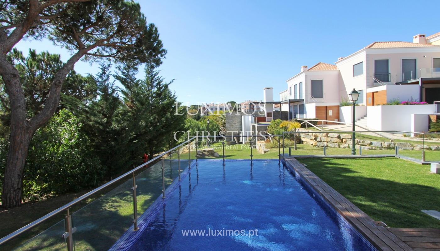 Apartment for sale, pool, near golf, Vale do Lobo, Algarve, Portugal_120876