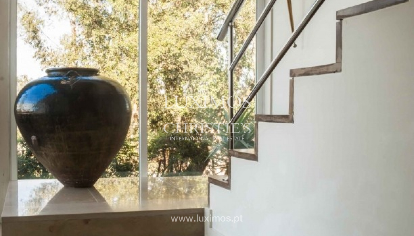 Villa zum Verkauf mit Blick auf die Berge und auf die Stadt Valongo, Portugal_12088