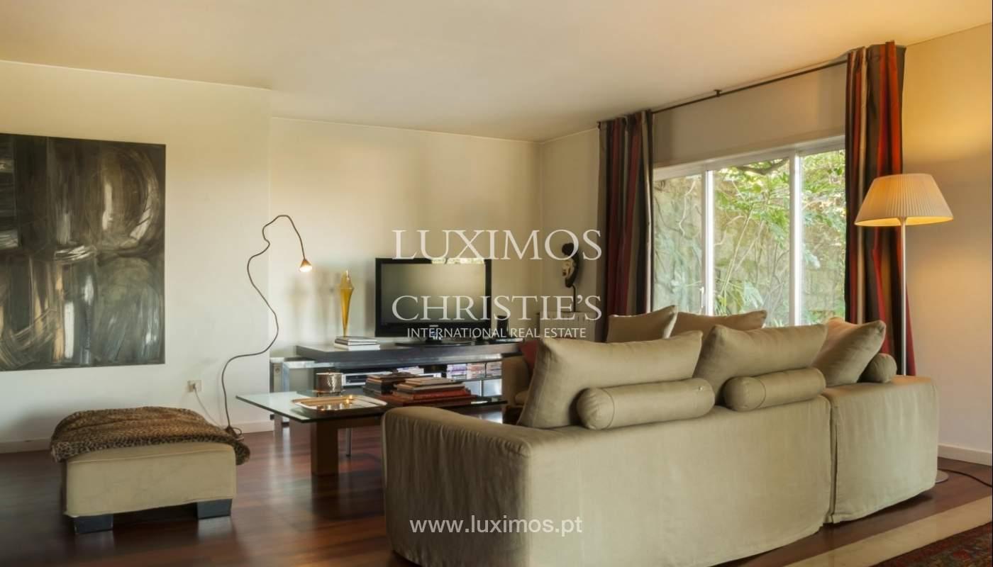 Villa zum Verkauf mit Blick auf die Berge und auf die Stadt Valongo, Portugal_12090
