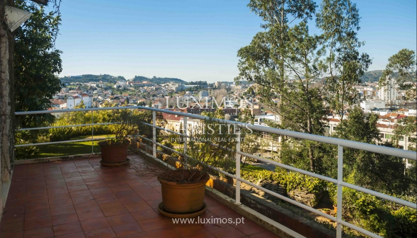 Villa zum Verkauf mit Blick auf die Berge und auf die Stadt Valongo, Portugal_12111