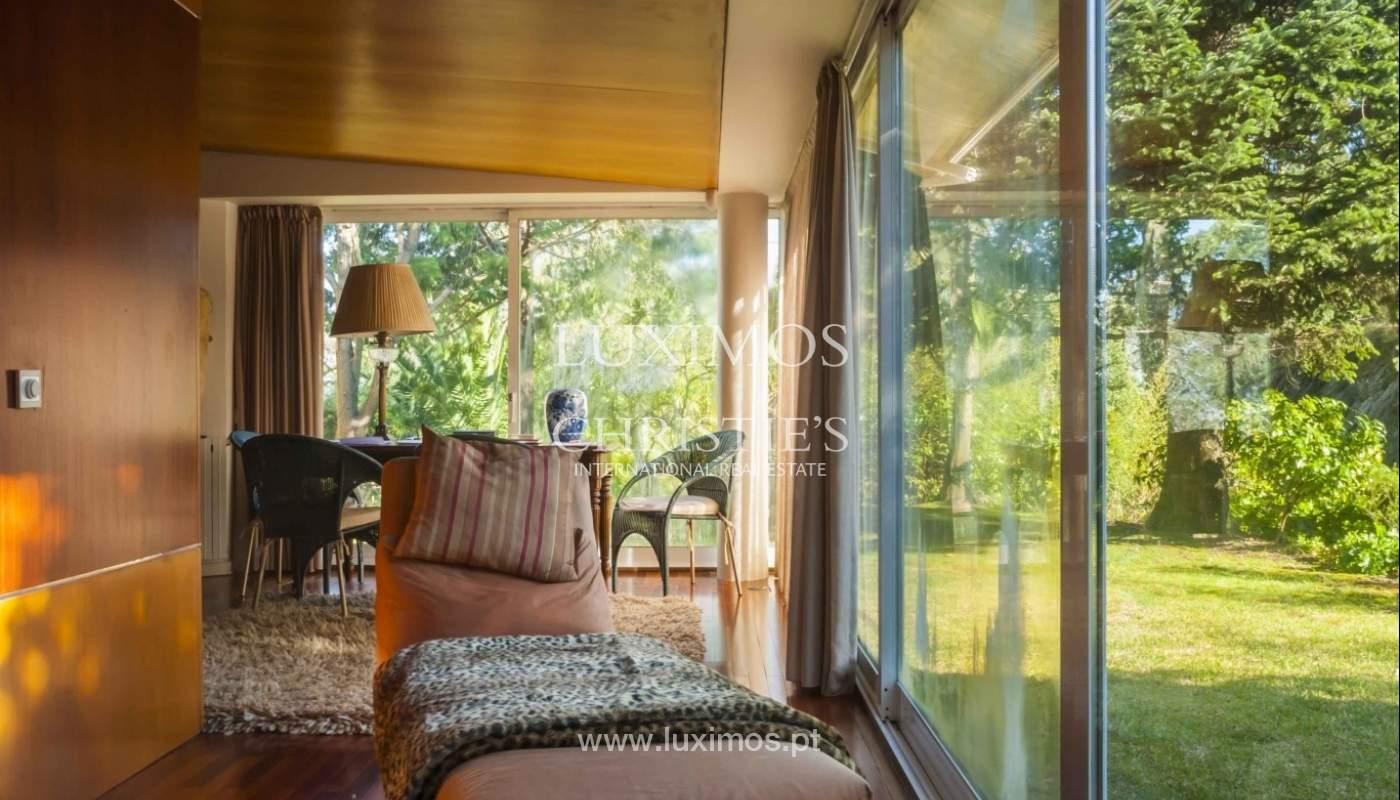 Villa zum Verkauf mit Blick auf die Berge und auf die Stadt Valongo, Portugal_12114