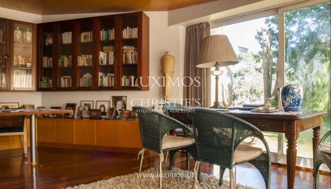 Villa zum Verkauf mit Blick auf die Berge und auf die Stadt Valongo, Portugal_12115