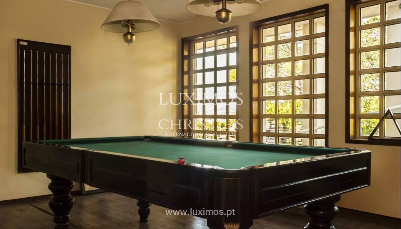 Villa zum Verkauf mit Blick auf die Berge und auf die Stadt Valongo, Portugal_12126