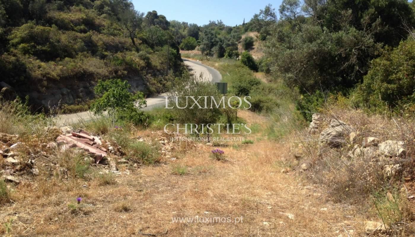 Sale of land, construction of a villa in Estoi, Faro Algarve, Portugal_121384