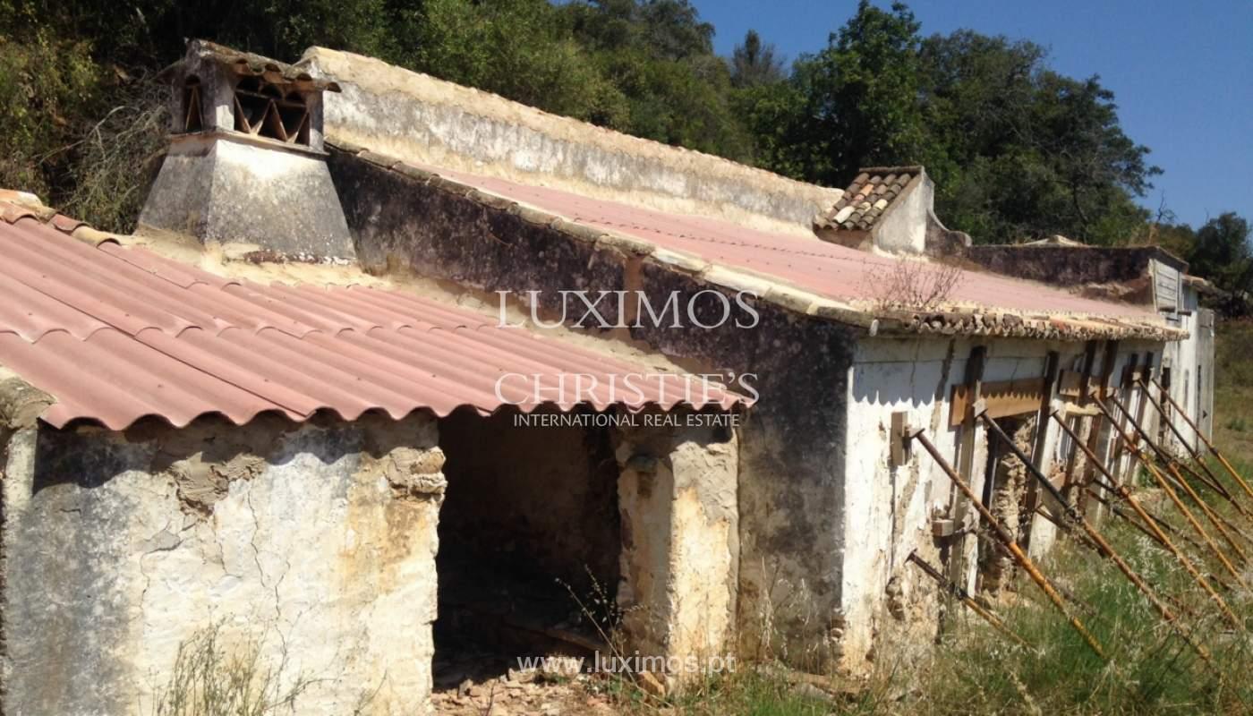 Sale of land, construction of a villa in Estoi, Faro Algarve, Portugal_121385