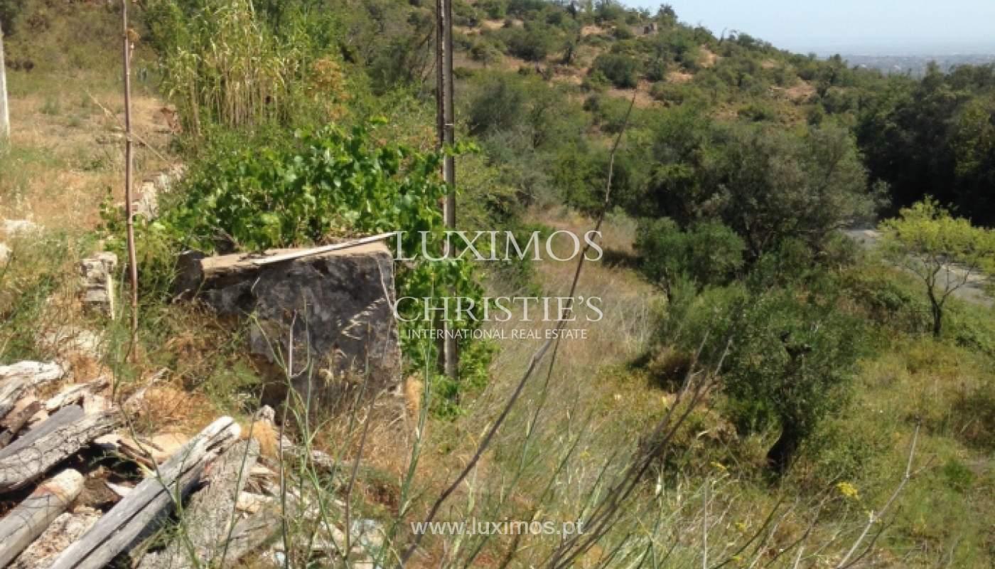 Sale of land, construction of a villa in Estoi, Faro Algarve, Portugal_121386