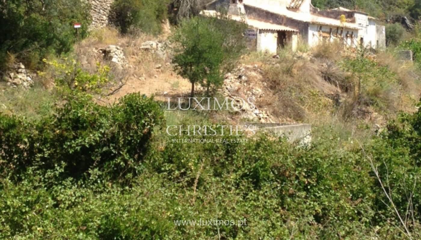 Sale of land, construction of a villa in Estoi, Faro Algarve, Portugal_121387