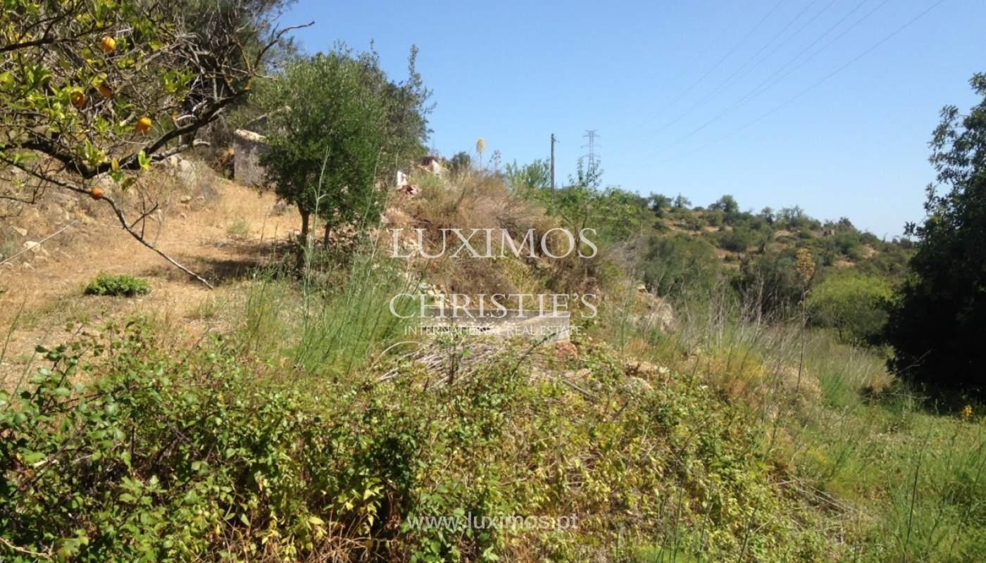 Sale of land, construction of a villa in Estoi, Faro Algarve, Portugal_121388
