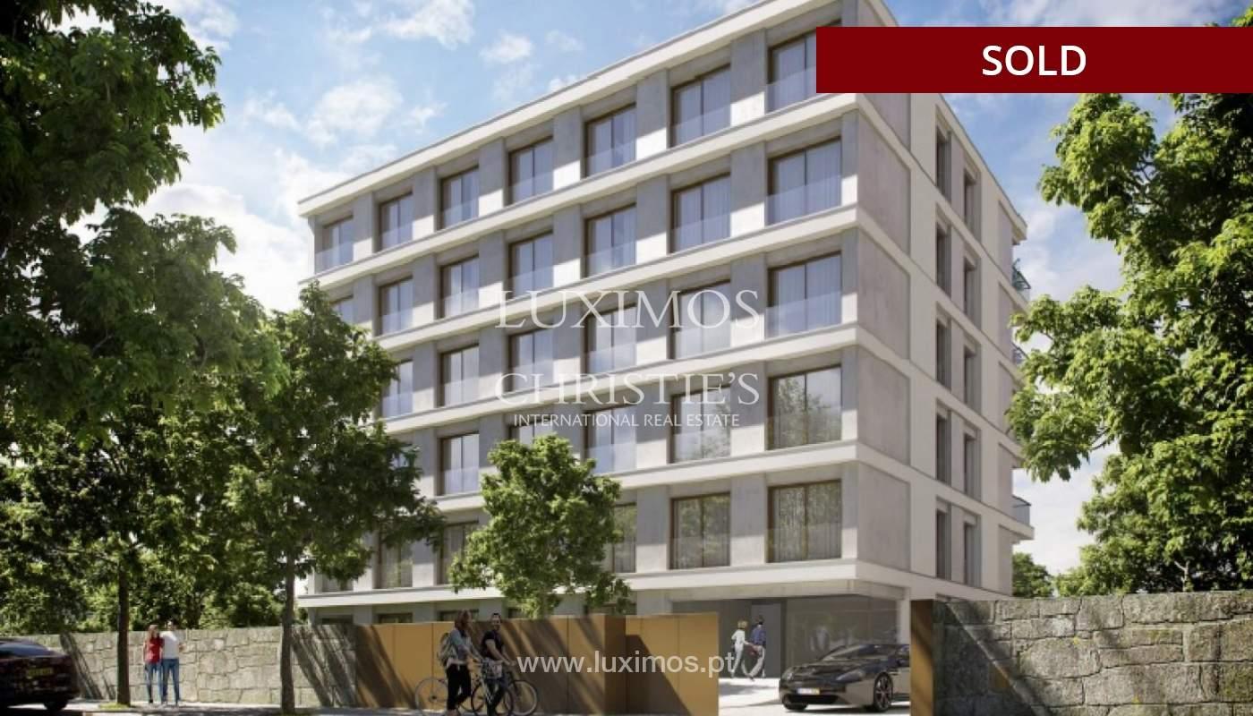 Verkauf der neuen Wohnung T1 mit Balkon, Pinhais Foz, Porto, Portugal_121410