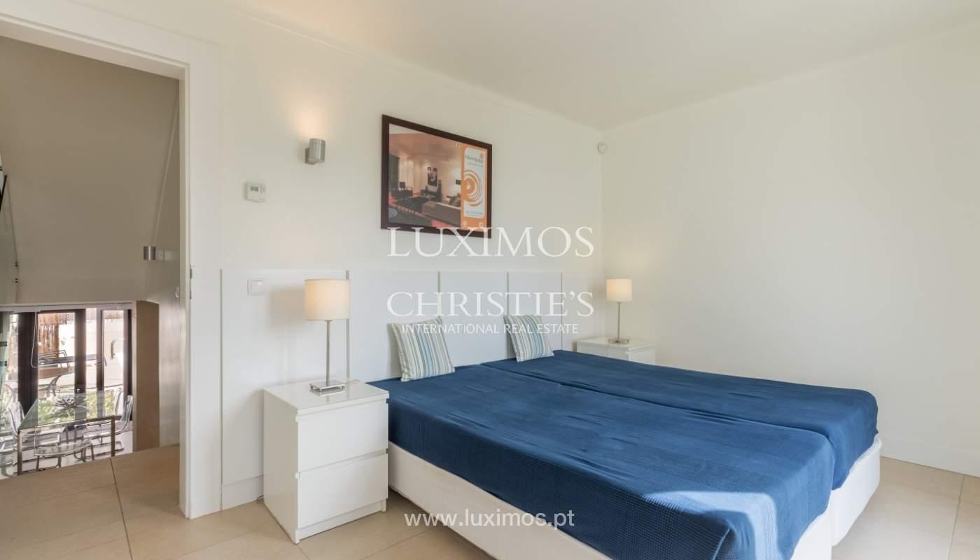 Villa à vendre avec piscine, Marina de Vilamoura, Algarve, Portugal_121453